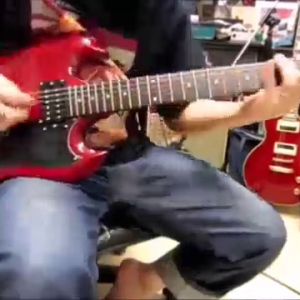 The sound of Epiphone SG-Special