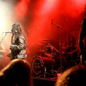 Nocturnal Depression - Dead Children - Live @La Bifurk, Grenoble - YouTube