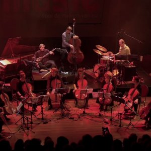 Hossein Alizadeh, Rembrandt Frerichs trio & Cello 8ctet - YouTube