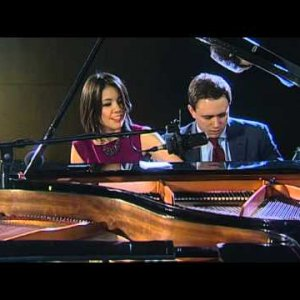 Handful of Keys (Paolo Alderighi & Stephanie Trick at the 24th Bohém Festival) - YouTube