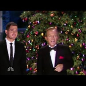 Michael Bublé & Bing Crosby - White Christmas